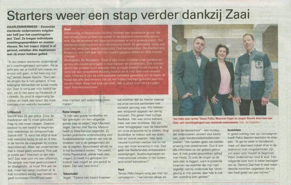 zaai-krant-klein
