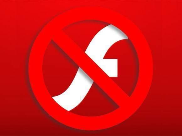 Chrome blokkeert flash vanaf september